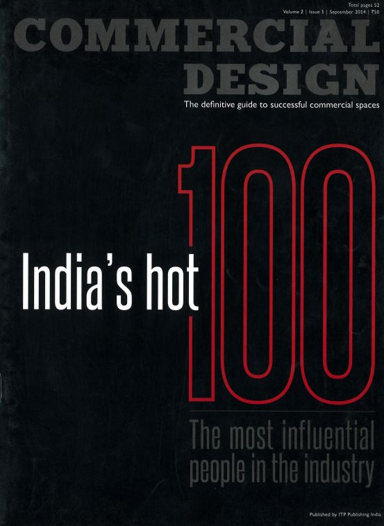KAF Architects Bangalore Commercial Design 100 Hot – The Most Influential People In The Industry