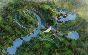 KAF Architects Bangalore aerial-view