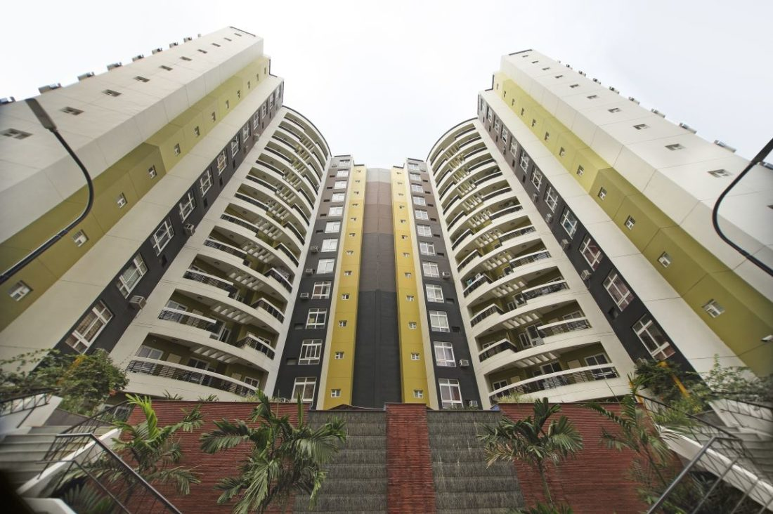 KAF Architects Bangalore Akshaya Belvedere