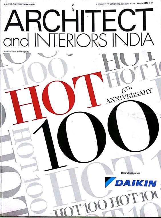 KAF Architects Bangalore Architects and Interior Designers - Hot 100