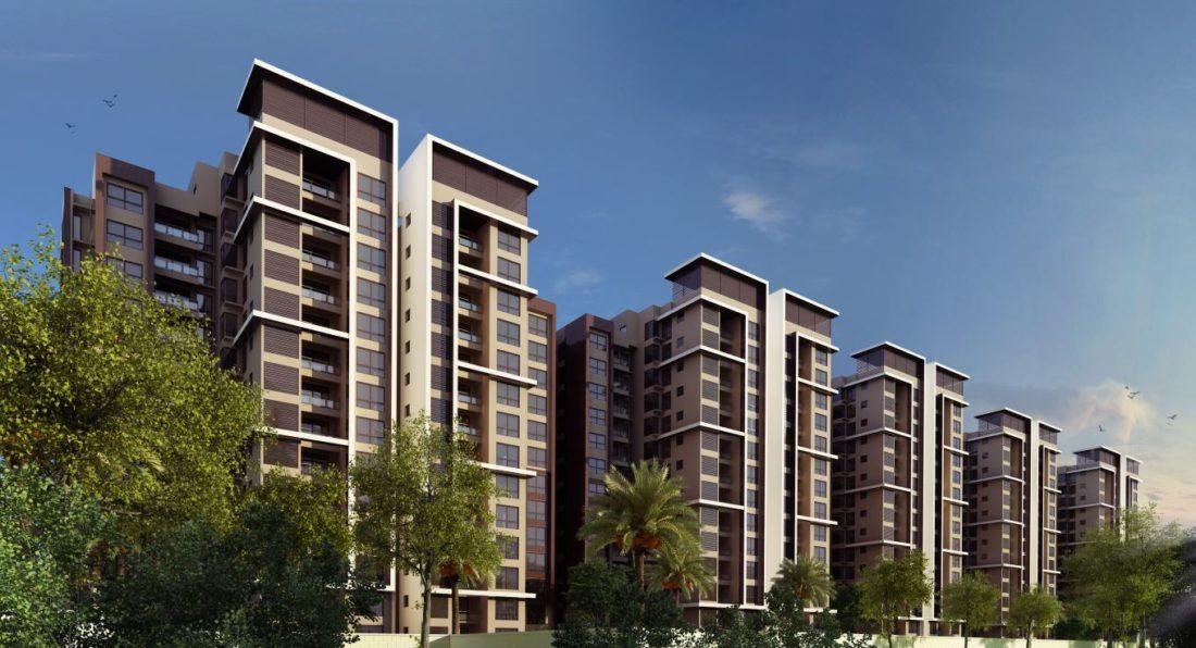 KAF Architects Bangalore Mahaveer Ranches