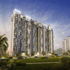 KAF Architects Bangalore VIEW8-DUSK