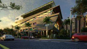 KAF Architects Bangalore WIDE VIEW_1