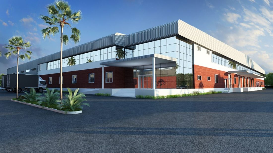 KAF Architects Bangalore Prestige Logistics Park