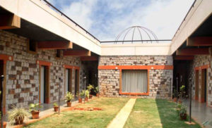 KAF Architects Bangalore naturopathy