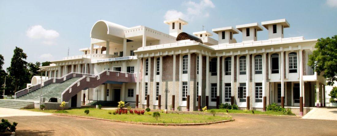 KAF Architects Bangalore IGP's Office