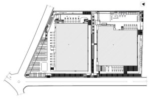 KAF Architects Bangalore site plan