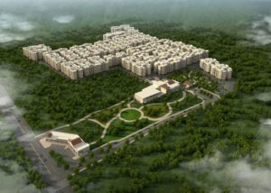 KAF Architects Bangalore view-A