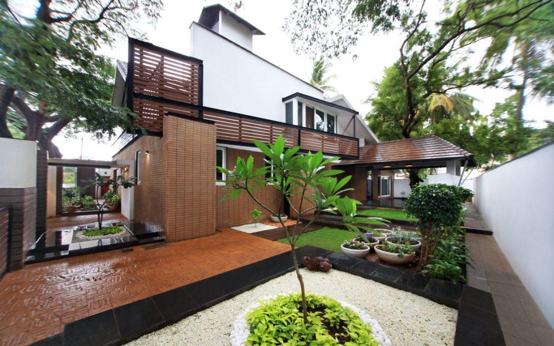 KAF Architects Bangalore Kembhavi Residence