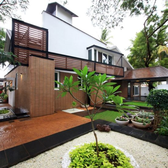 KAF Architects Bangalore Private Residence