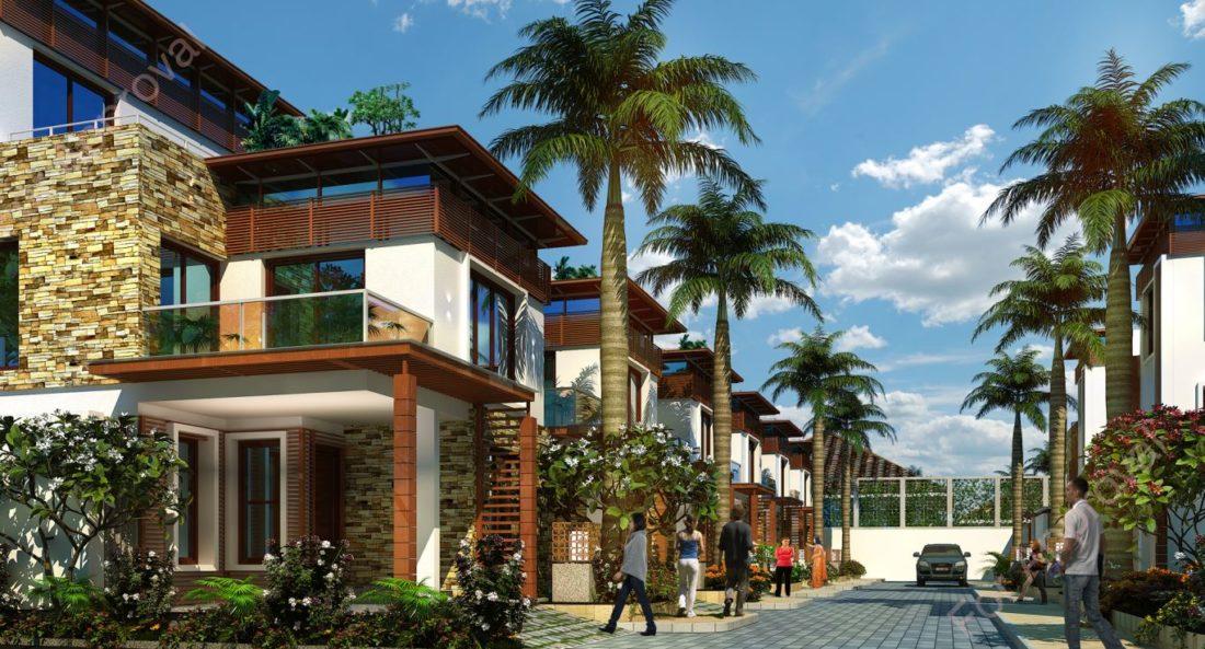 KAF Architects Bangalore Midas Exotica