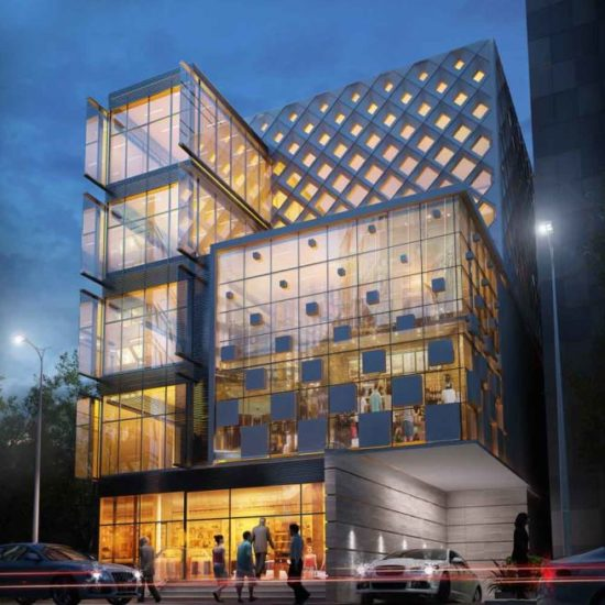 KAF Architects Bangalore Commercial