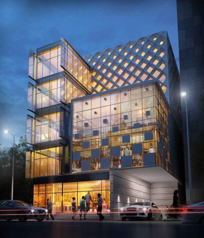 KAF Architects Bangalore Commercial Development