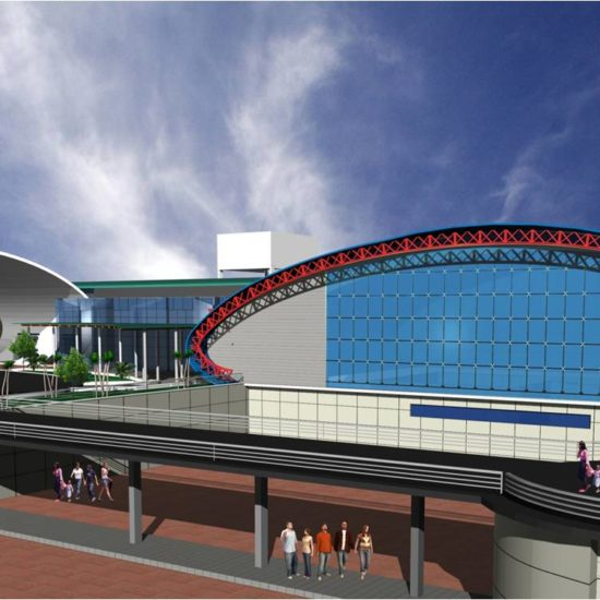 KAF Architects Bangalore Transportation Hubs