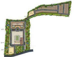 KAF Architects Bangalore SITE PLAN FINAL