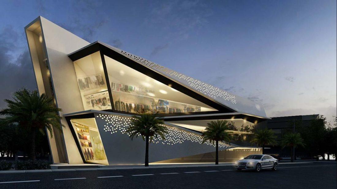 KAF Architects Bangalore Banquet Retail
