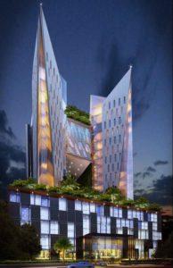 KAF Architects Bangalore new view_