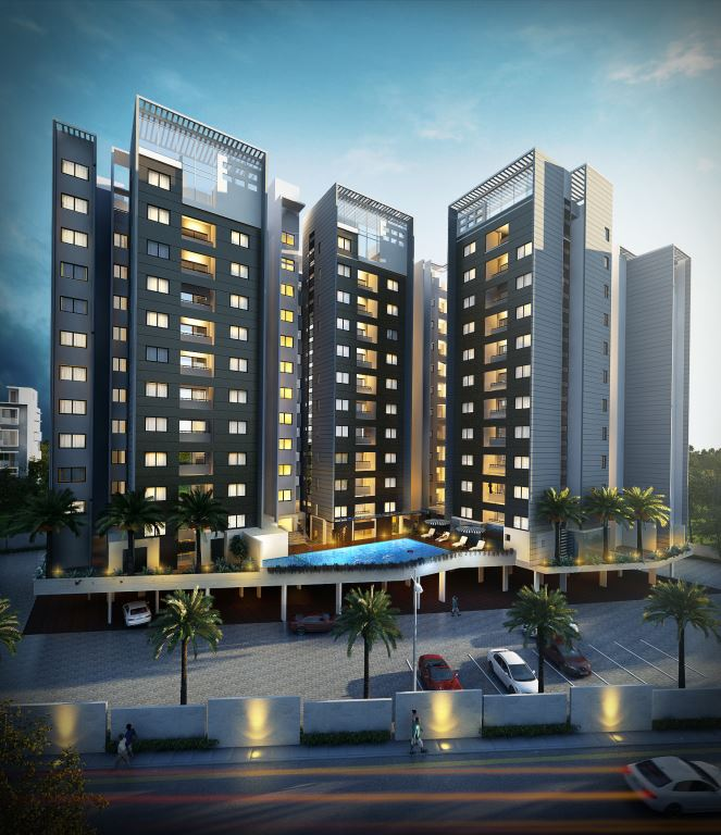 KAF Architects Bangalore RWD Lemongraz