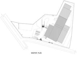 KAF Architects Bangalore siteplan