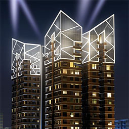 KAF Architects Bangalore Landmark Vertica
