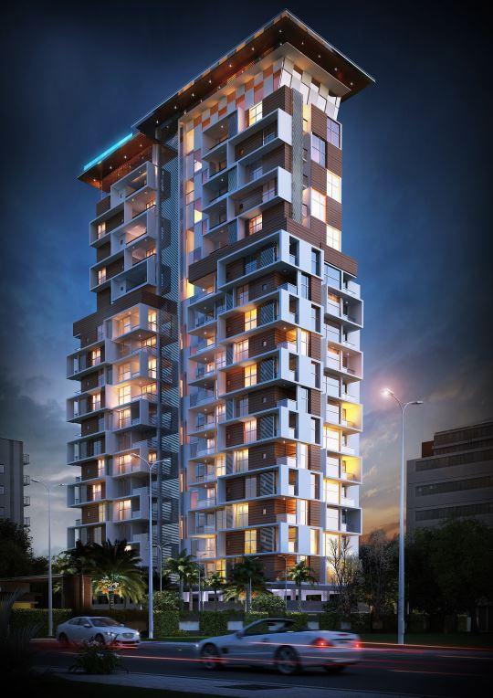 KAF Architects Bangalore Artech Palm Meadows