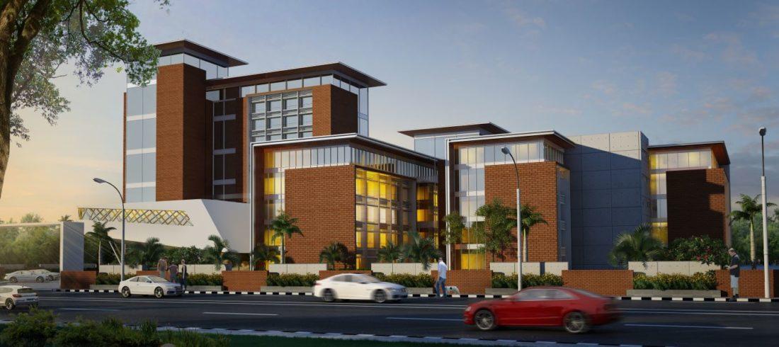 KAF Architects Bangalore K.R.I.D Regional Training Center