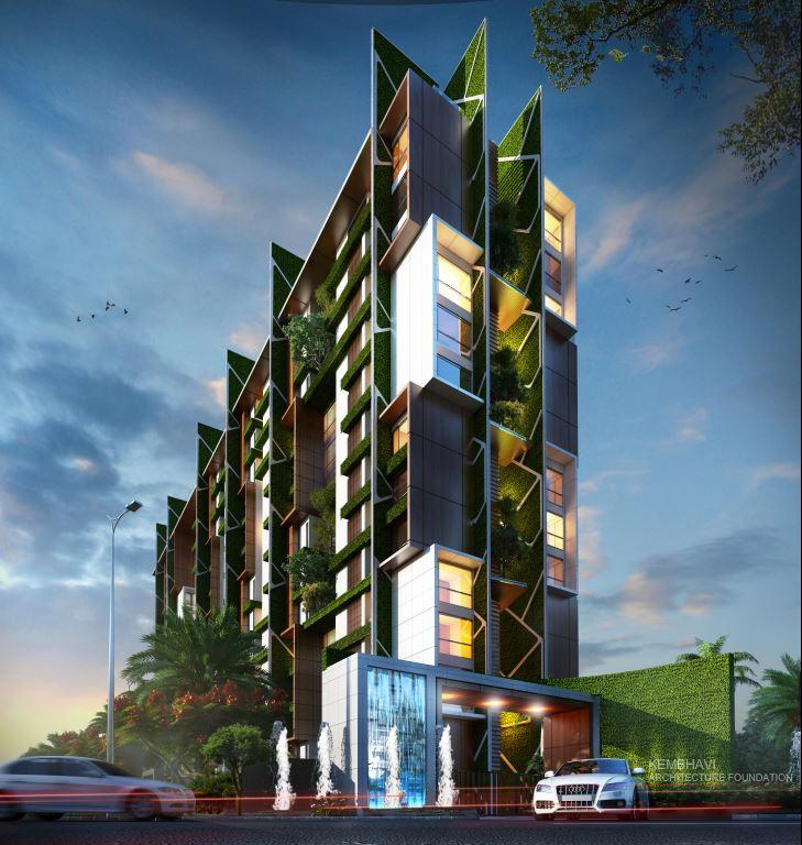 KAF Architects Bangalore Asset Northern Star
