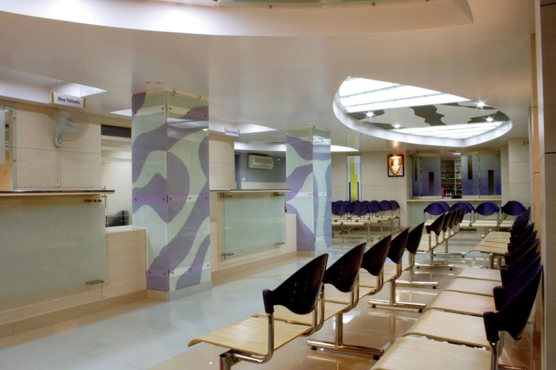 KAF Architects Bangalore Vasan Eye Care