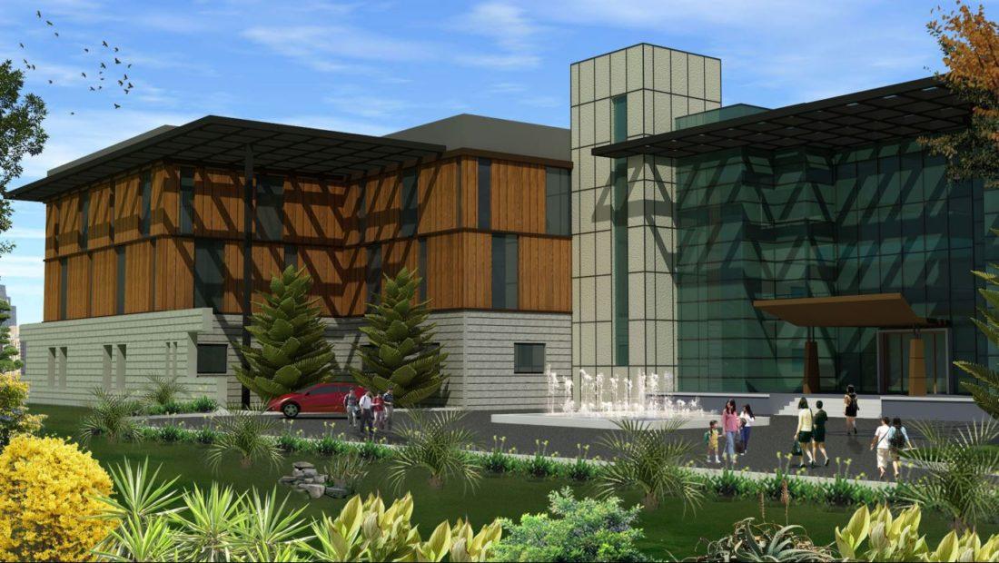 KAF Architects Bangalore Jain School At Coimbatore