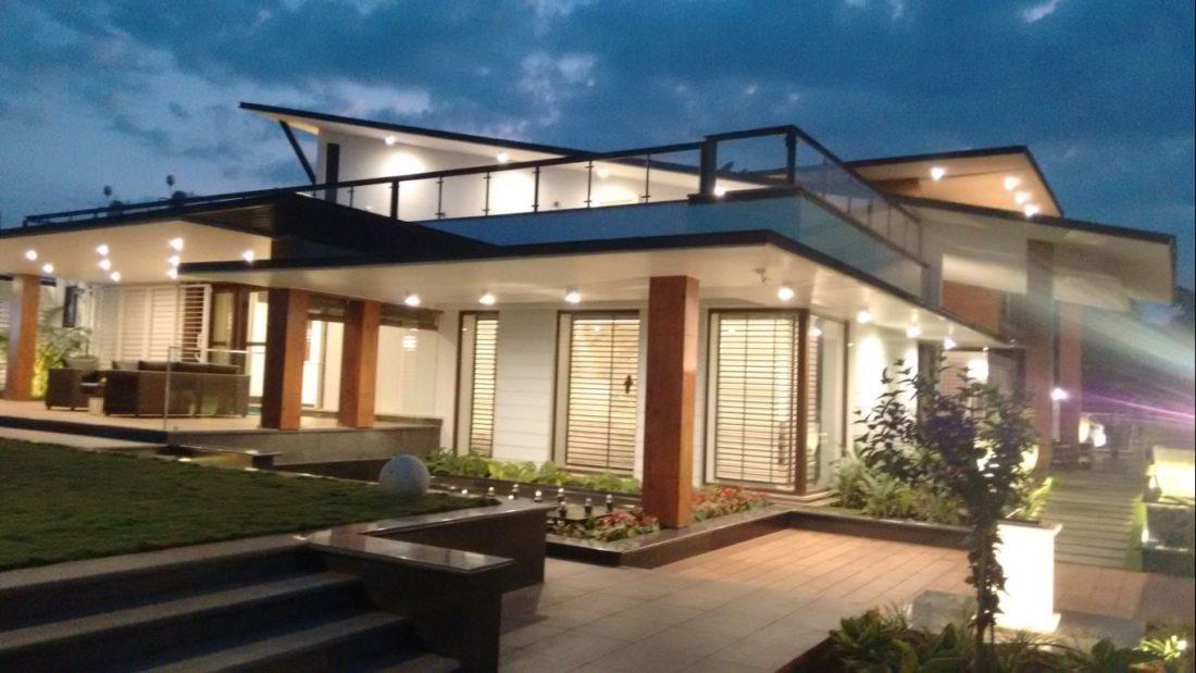 KAF Architects Bangalore Habib House