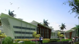KAF Architects Bangalore Jain School at Amethi