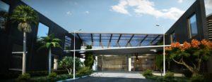 KAF Architects Bangalore MBA COLLEGE 1