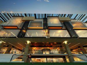 KAF Architects Bangalore PRIDE MALL 3