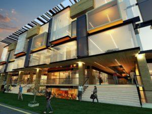 KAF Architects Bangalore PRIDE MALL 4