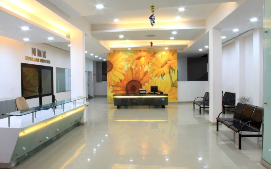 KAF Architects Bangalore NMR Curie Centre Of Oncology