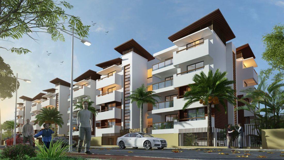 KAF Architects Bangalore Ozone Aura