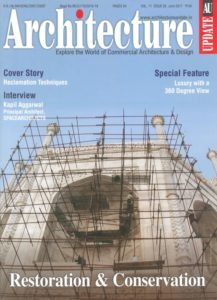 KAF Architects Bangalore Architecture update Magazine