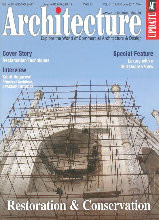 AU Update Magazine | Kembhavi Architects Bangalore